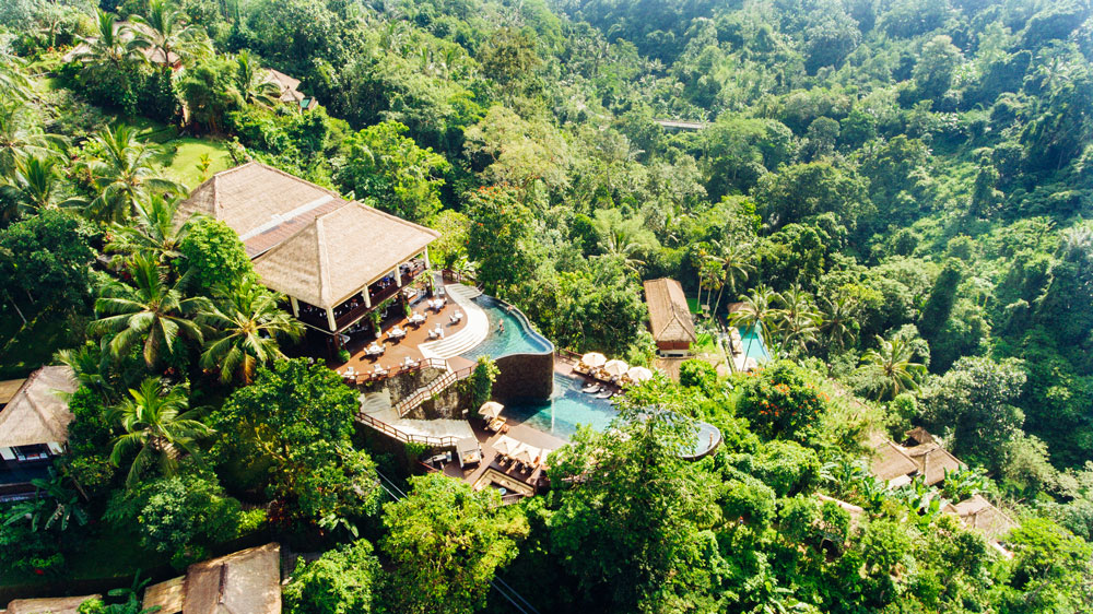 Hidden in the rich jungle, with 44 villas, #HangingGardensofBali is the ultimate destination, named as The World's First 7 Star Boutique Hotel