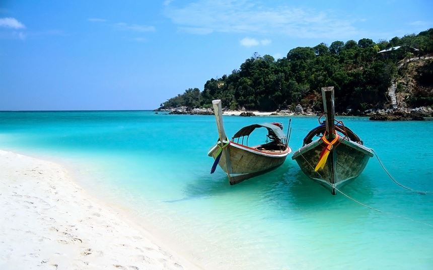 Ko Lipe is a Thai island in the Andaman Sea, near Malaysia's border. It's part of Tarutao National Marine Park, which is populated with small islands and known for its coral-rich waters. The island has sandy beaches, including Pattaya and Hat Chao Le