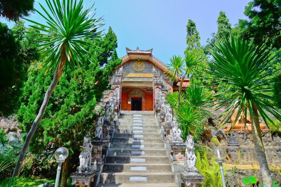 Cultural & Spiritual Landmarks are one of Bali's most iconic symbols.