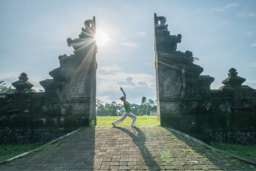 Yoga & wellness in Bali are what makes Bali so popular nowadays, especially the many places you can visit for Yoga.